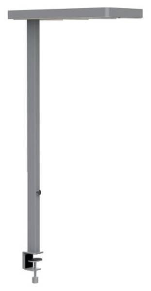 LED Tischleuchte juvis sensor silber, Klemmfuß