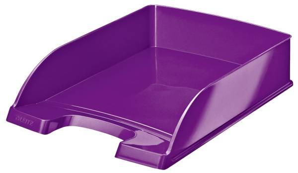 5226 Briefkorb Plus WOW A4, Polystyrol, violett
