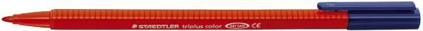Fasermaler triplus color 323 ca 1,0 mm, rot®