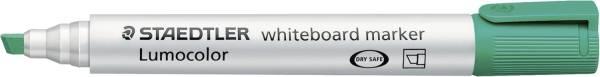 STAEDTLER Whiteboardmarker Lumocolor grün 351 B-5