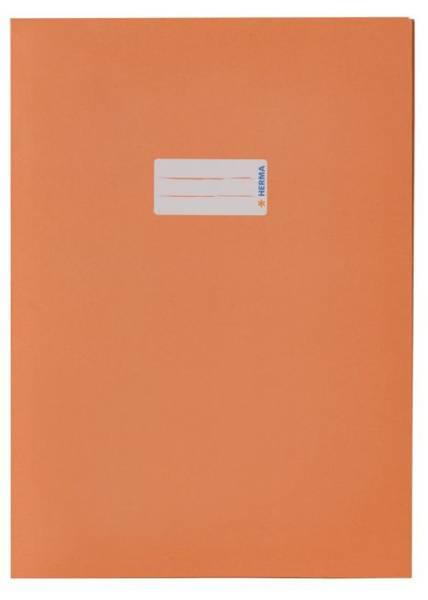 Heftschoner A4 UWF orange