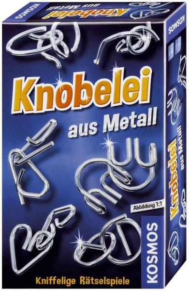 KOSMOS Knobelei aus Metall Mitbringspiel 711221