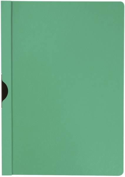 Klemm Mappe grün, Fassungsvermögen bis 30 Blatt