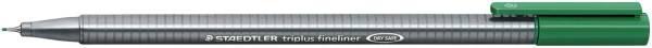 Feinschreiber triplus 0,3 mm, grün®