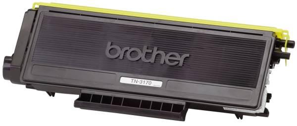BROTHER Lasertoner schwarz TN3170