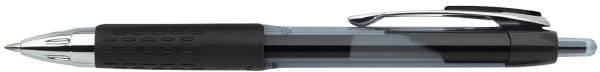 Gelroller Signo 207 0,4 mm, schwarz (dokumentenecht)