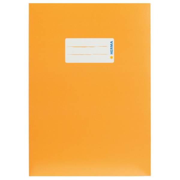 HERMA Heftschoner Karton A5 orange 19761