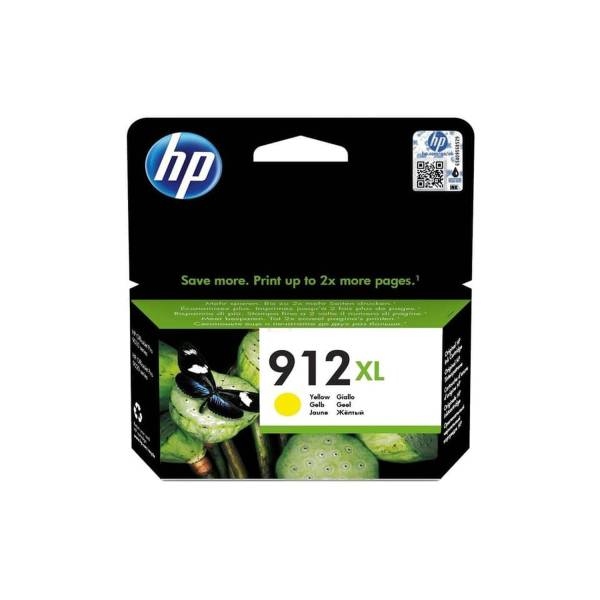 HP Inkjetpatrone Nr. 912XL yellow 3YL83AE