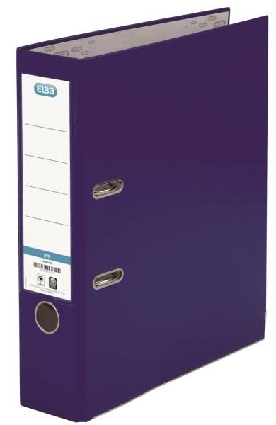 Ordner smart Pro (PP Papier) A4, 80 mm, dunkelblau