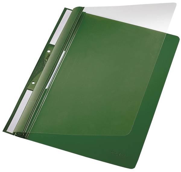 4190 Einhängehefter Universal A4, 250 Blatt, PVC, grün