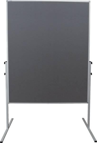 FRANKEN Filztafel 75x120cm grau CC-UMTF-G 12