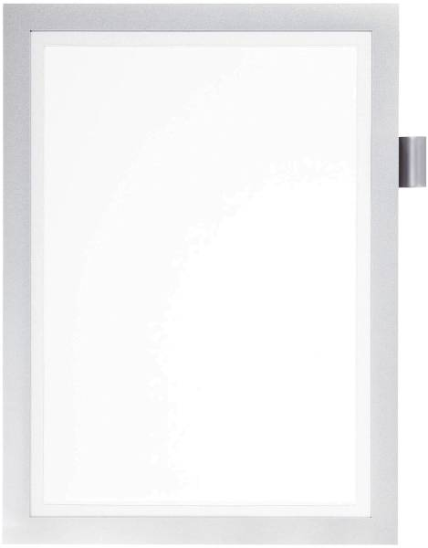 DURABLE Informationsrahmen DURAFRAME® NOTE A4 4993 23 sk silber