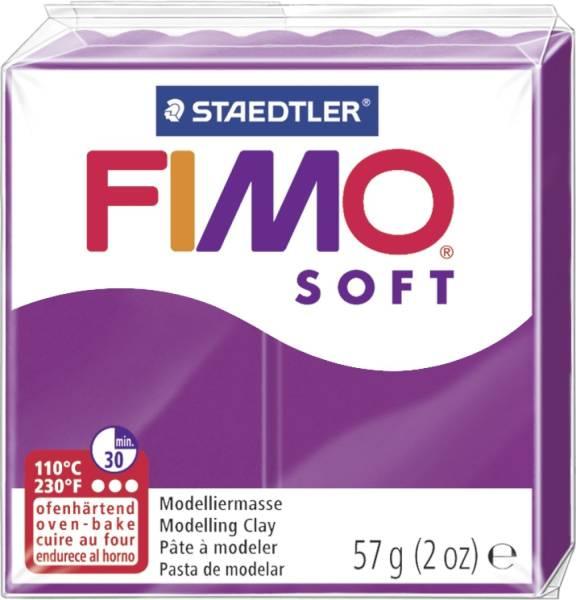Modelliermasse soft 56 g, purpur®