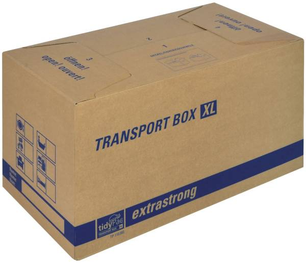 Transportboxen 680x350x355 mm, braun