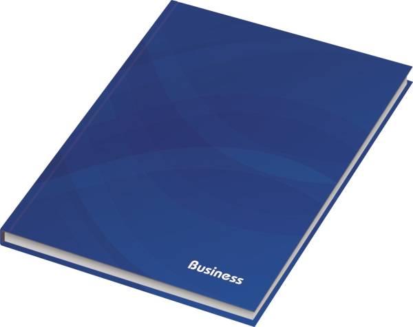 """Kladde Notizbuch """"Business blau"""", kariert, DIN A5, 96 Blatt, 70 g qm"""