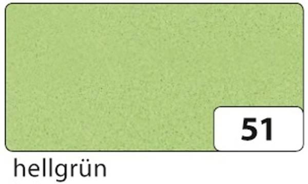 Moosgummi 20 x 29 cm, hellgrün