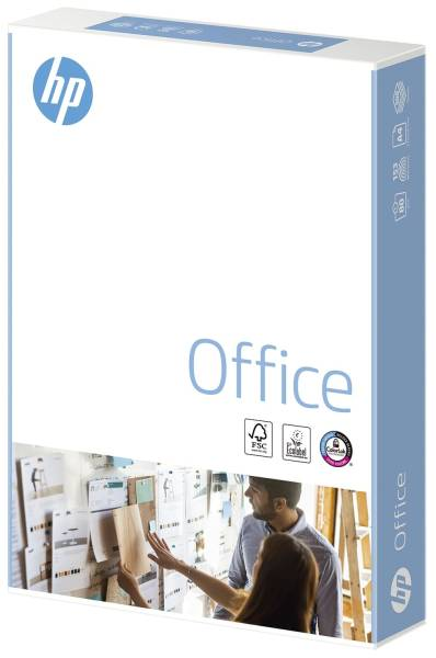 HP Kopierpapier A4 80g weiß 88239936 Office 500Bl