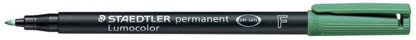 Feinschreiber Lumocolor Universalstift permanent, F, grün®