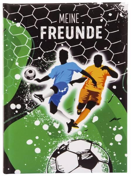 GOLDBUCH Freundebuch A5 Torjäger 43259