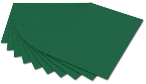 Tonpapier A4, tannengrün