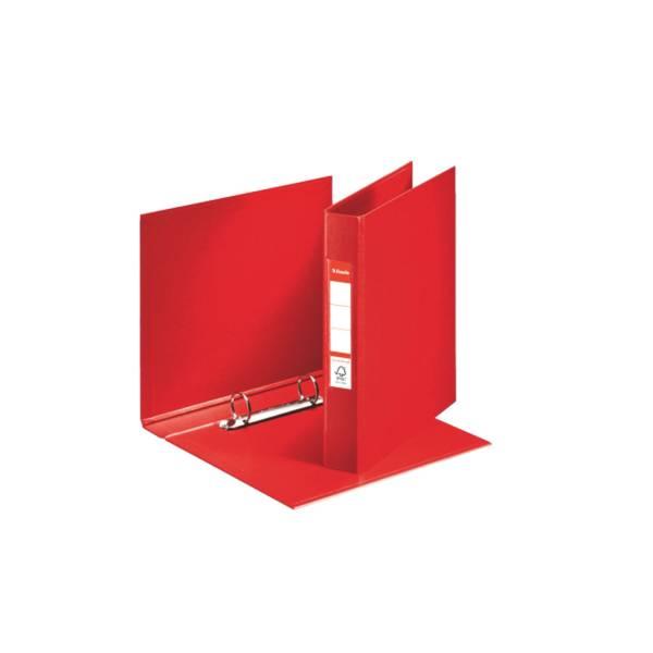 Ringbuch rot