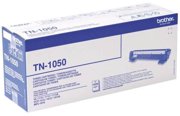BROTHER Lasertoner schwarz TN1050