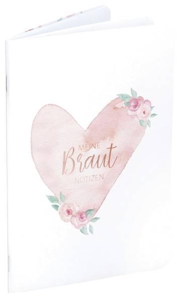 RÖSSLER Notizheft Love is in Brautnotizen 18807170001 A5