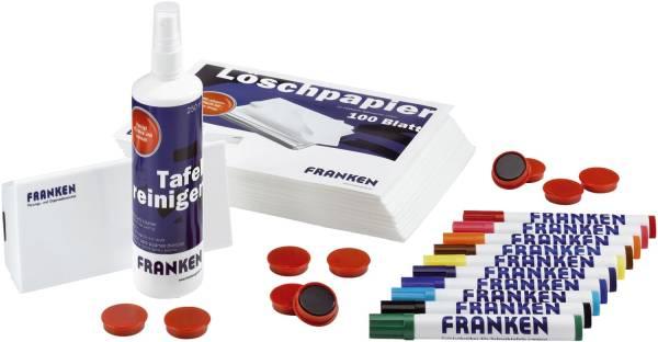 Starter Set für Magnettafel, Schreib , Plan und Rastertafeln