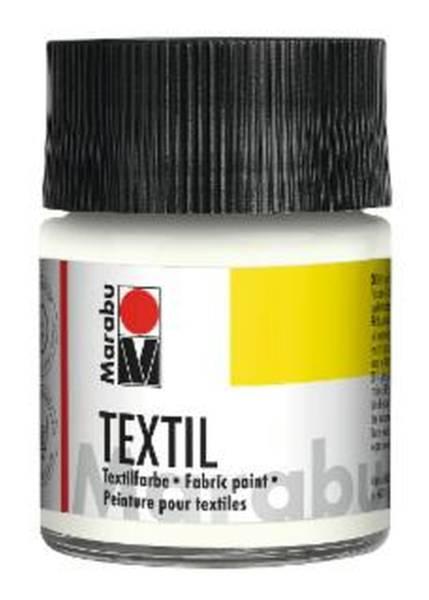 Textil weiß 070, 50 ml