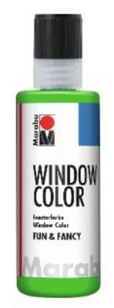 Window Color fun&fancy, Hellgrün 062, 80 ml