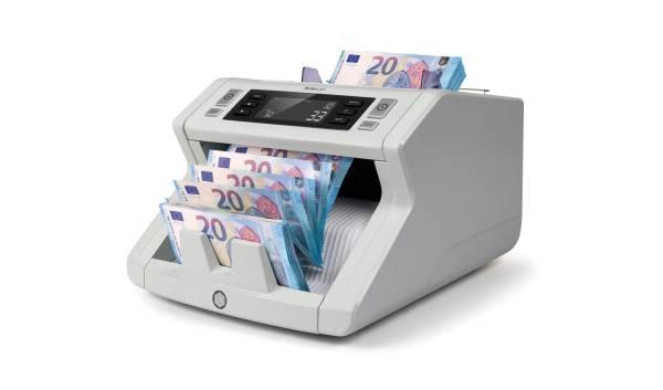 2210 Geldzählmaschine mit UV Falschgelderkennung