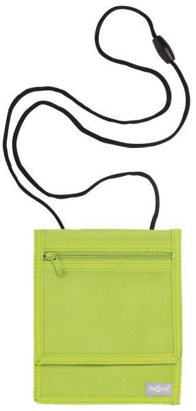 Brustbeutel Style up 16 x 13 cm, lindgrün