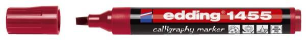 EDDING Calligraphy Marker karmesin 4-1455046