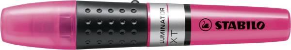 STABILO Textmarker Luminator 2+5mm rosa 71/56
