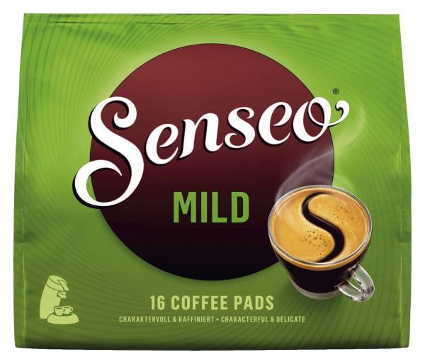 Mild 16 Kaffeepads®