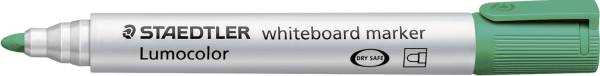 STAEDTLER Whiteboardmarker Lumocolor grün 351-5 Rundsp.2mm