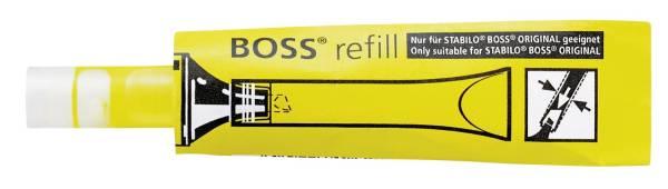 Nachfüllsystem BOSS ORIGINAL refill, ORIGINAL, 3 ml, gelb®