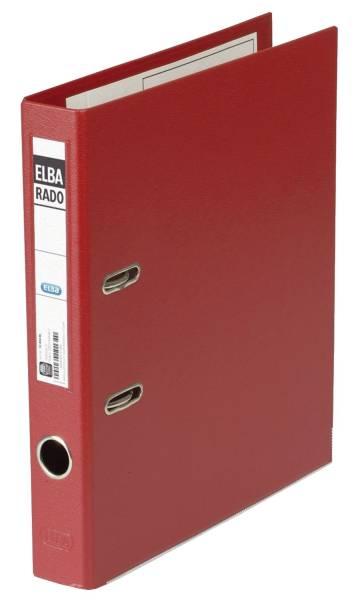 ELBA Ordner PVC 5cm rot 100022623 10494RO