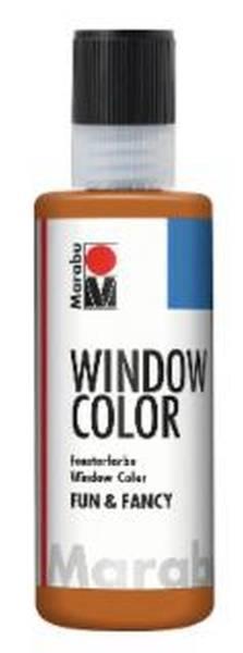 MARABU Fensterfarbe Fun&Fancy h.braun 04060 004 047 80ml