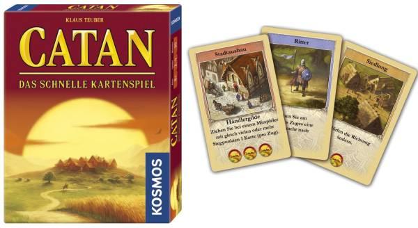 KOSMOS Kartenspiel Catan 740221