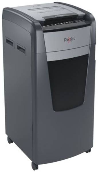 REXEL Aktenvernichter AutoFeed+ P-5 schwarz 2020600MEU