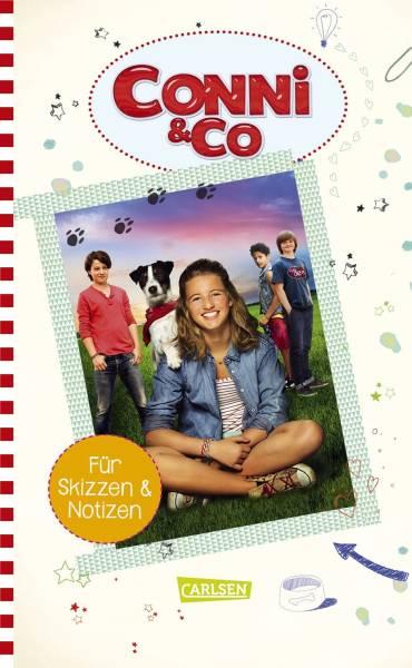CARLSEN Notizbuch Conni & Co 118327