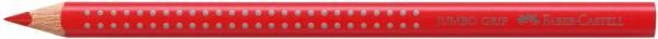 FABER CASTELL Farbstift Jumbo Grip rot 110921