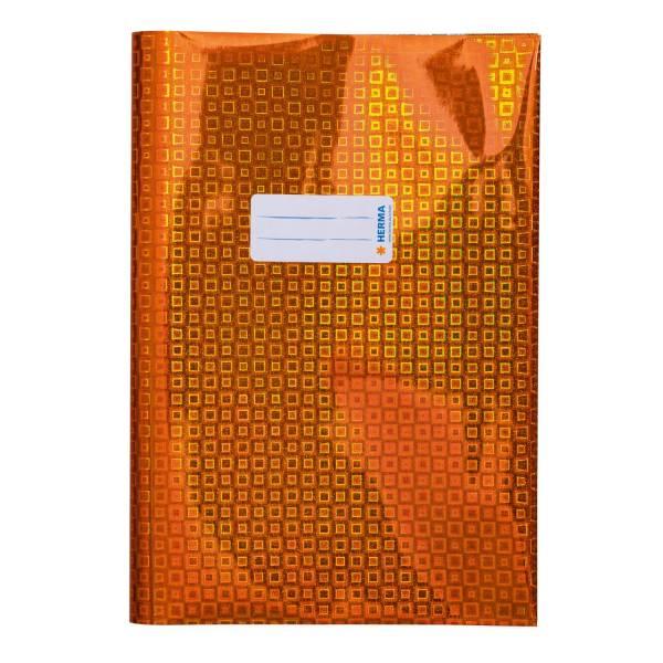 HERMA Heftschoner A4 PP orange 19802 Glamour
