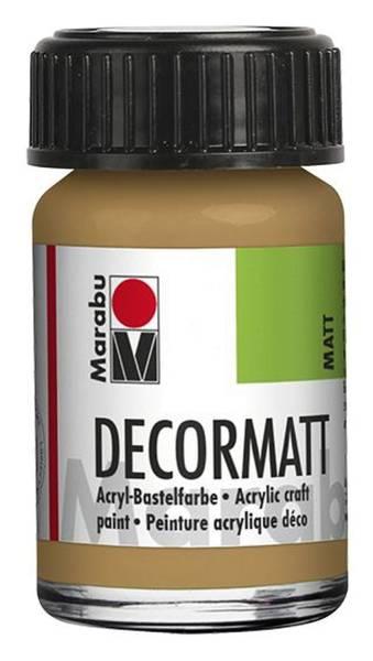 Decormatt Acryl, Sand 042, 15 ml