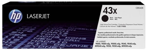 Druckkassetten schwarz, 30 000 Seiten, C8543X®