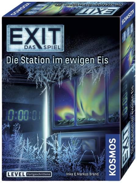"""Exit Das Spiel """"Die Station"""""""