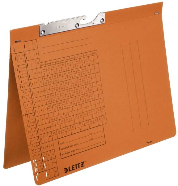 LEITZ Pendelhefter orange 2094-00-45