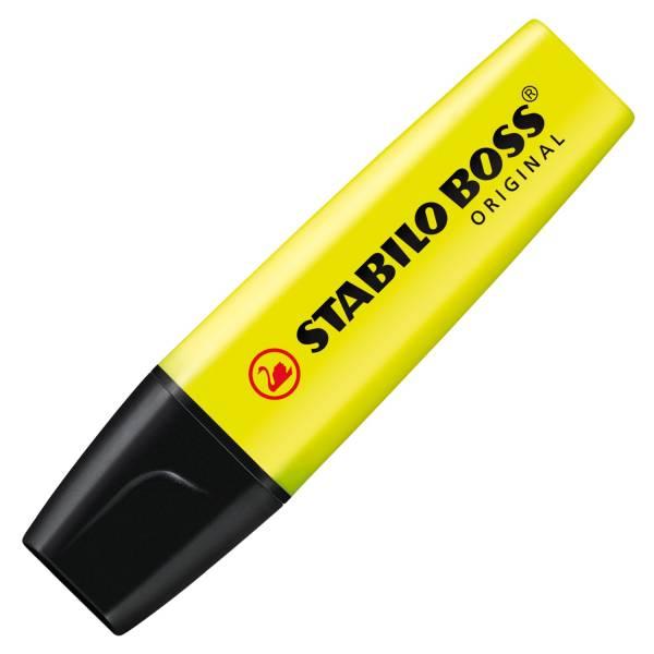 STABILO Textmarker Boss gelb 70/24
