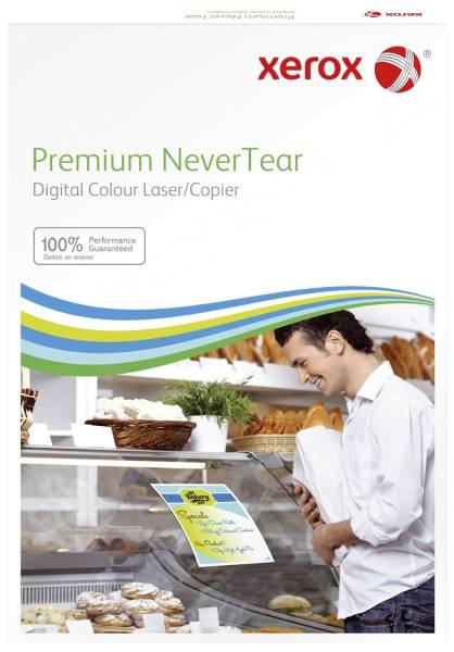 Premium NEVERTEAR 145mym, A4, 100 Blatt